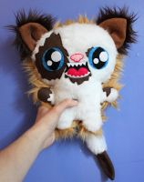 Custom Gamu Cat by loveandasandwich