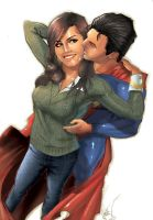Lois and  Clark by J-Estacado
