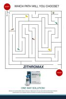 Zithromax Ad by kn33cow