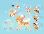 .:Waffles Reference:. [Main] by Pieology