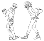 maccready and rook by soularch