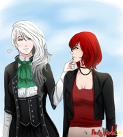 LysFem and CastFem by Aeriz-World
