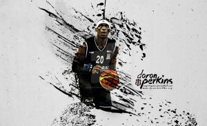Doron Perkins Wallpaper by eaglelegend