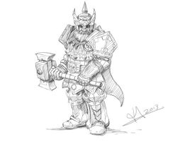 Dwarf by Althwen