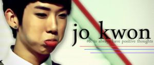 Jo Kwon - 2AM Banner by kmSJ-Jewel