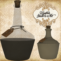 Knotties Bottle Pack by Just-A-Little-Knotty