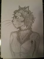 RP character [Alina] - Cat?Version... by iwana-red