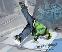Break Dance by K0niks