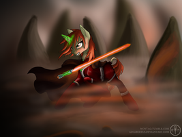 Darth Amber by Adalbertus