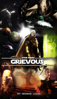 General Grievous poster by DarthDestruktor