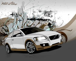 Volvo C30 Concept by circlegreen