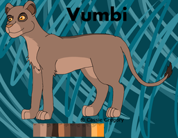 Vumbi Reference by The-Smile-Giver