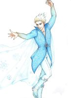 Frozen genderbend - The Snow King by ValeMagi88