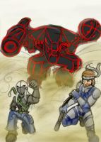 Me and Metal Gear by Razmere