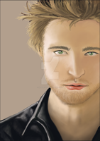 Robert Pattinson by IntegrityIce