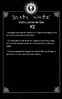Death Note Regla 7 by XMarcoXfansubs
