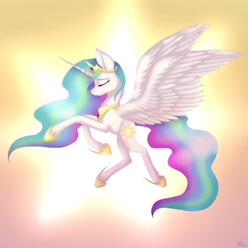 Princess of the sun by clarissa0210