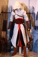Altair Assassin's creed BJD by Norani