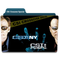 CSI: Crossover by Movie-Folder-Maker