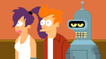 Futurama Reincarnation II by Niceblack