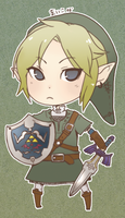 Link - Chibi by Wasil