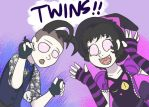 TWINS!! by ultimateZ
