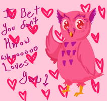 Owl love you forever by Chibiaotori