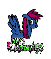 MrsDynasty - Profile Picture Coloured. by MrDynasty