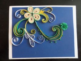 Quilled Card 1 by staceysmile