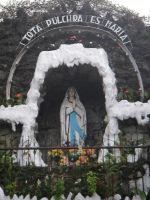 Our Lady of Lourdes Grotto by force2reckon
