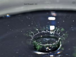Droplet Splash by DeeDzaroni