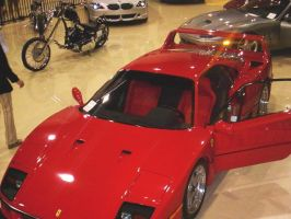 Ferrari F-40 by RoadWarrior00