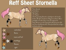 RS Stornella - redrew by Lilafly