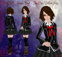 VK Day Class Female Uniform by OtakuEC