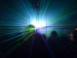 Laser lights by joostbrouwer