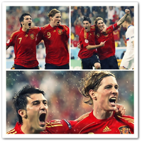 Torres and Villa by flora9511