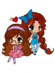 Bell and Star Chibi Colored by Maiko-Girl