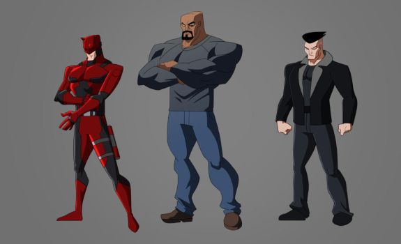 The Defenders by a7md93