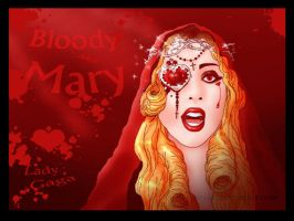 Bloody Mary by rebenke