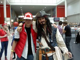 jack sparrow cosplay by myistic
