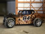 Spider Zombie car Wrap by RodgerPister