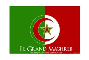 Le Grand Maghreb by drouch
