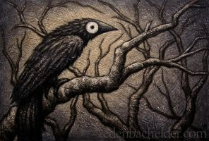 Black Bird XXXIV by shmeeden