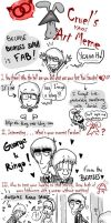 Yaoi meme - George and Ringo by Vonki