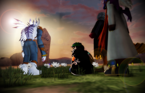 Paying Respects by Clonesaiga
