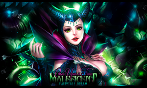 Maleficent by Eunice55