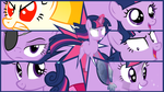 Twilight sparkle (unicorn) by neodarkwing