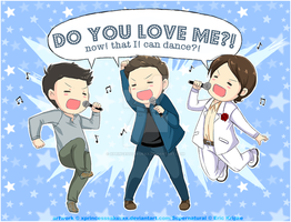 SPN:Do You Love Me? by xPrincessSakurax