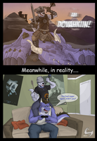 Fus Ro Durr by FrostyPuppy