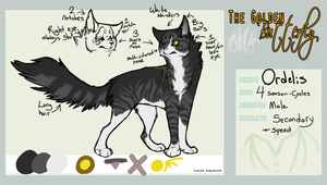 TGB: Ordelis Ref Sheet by bit121788